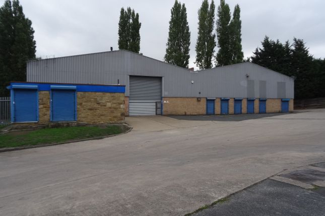 Thumbnail Industrial to let in Unit 1 & 3 Park Farm Industrial Estate, Westland Road, Leeds