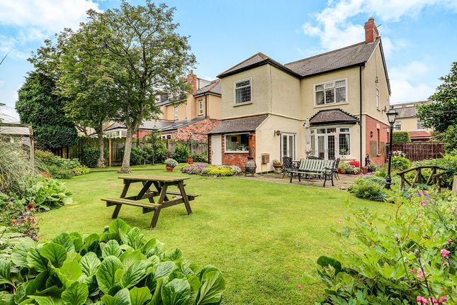 Thumbnail Detached house for sale in Winchester Avenue, Blyth