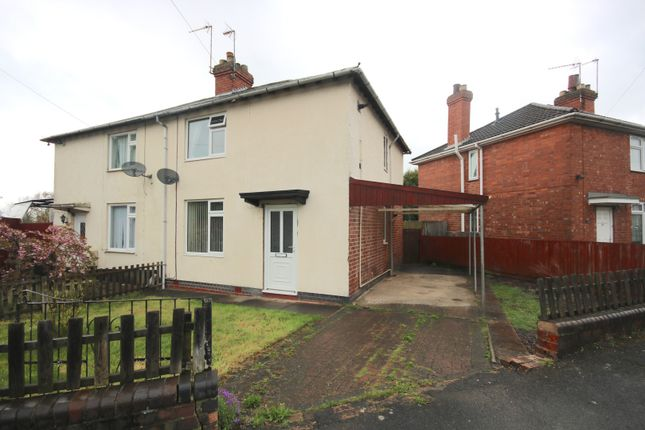 Thumbnail Semi-detached house for sale in Thompsons Road, Coventry