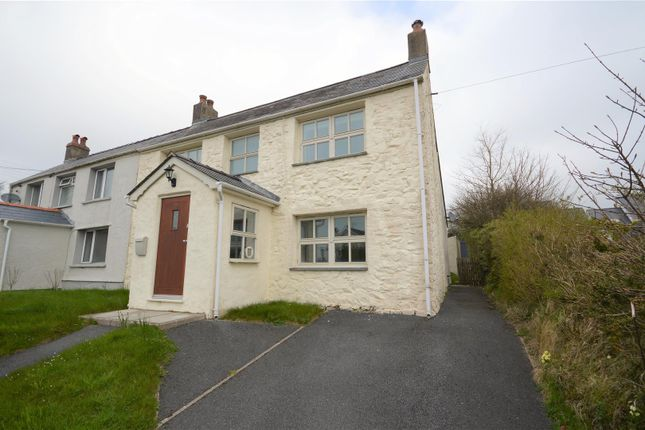 Thumbnail Cottage for sale in Newtown Road, Hook, Haverfordwest