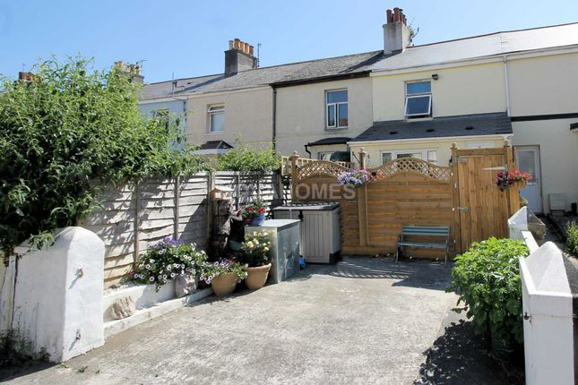 Thumbnail Terraced house for sale in Stenlake Terrace, Laira, Plymouth