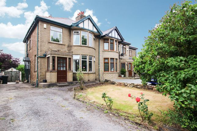 Thumbnail Semi-detached house to rent in Moore Avenue, Bradford