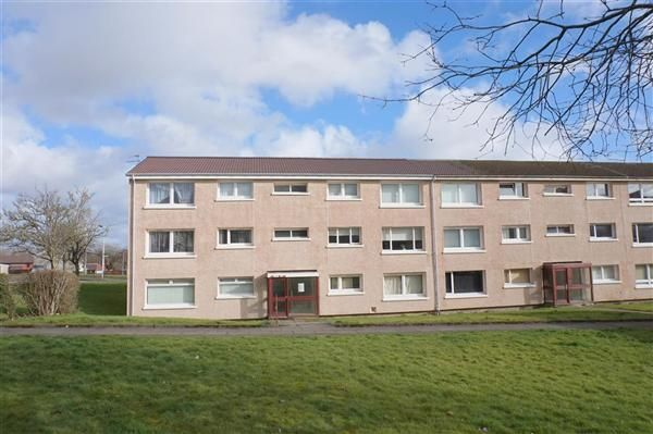 Thumbnail Flat to rent in Lochlea, East Kilbride, Glasgow