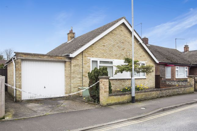 Thumbnail Detached bungalow for sale in Princes Way, King's Lynn