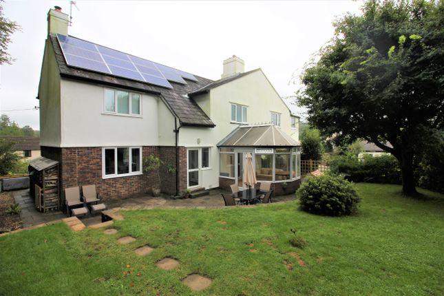 Thumbnail Semi-detached house for sale in Dene Cottages, Glazebrook, South Brent, Devon