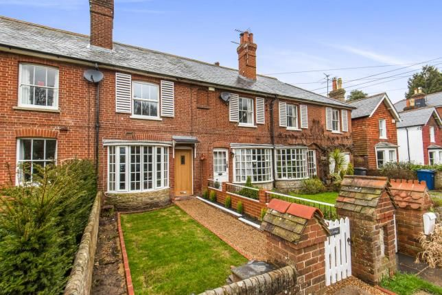 Thumbnail Terraced house for sale in Dunsfold, Godalming, Surrey
