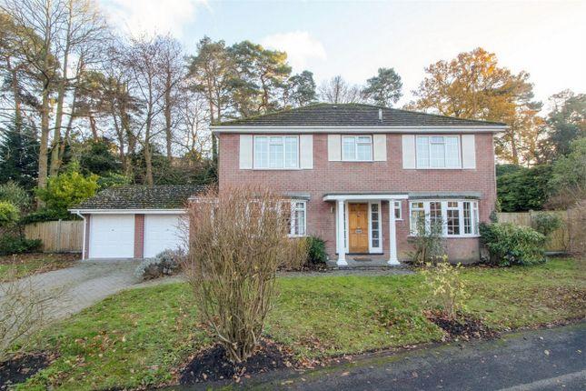 Thumbnail Detached house for sale in Rosedene Gardens, Fleet