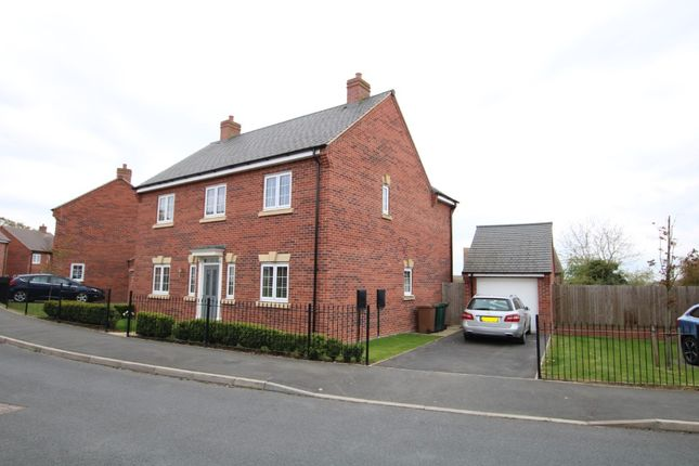 4 bed detached house to rent in Holloway, Repton DE65