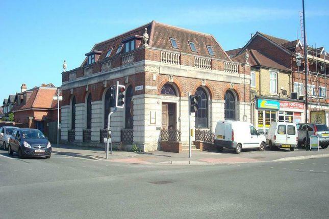 Thumbnail Flat to rent in Shirley Road, Shirley, Southampton