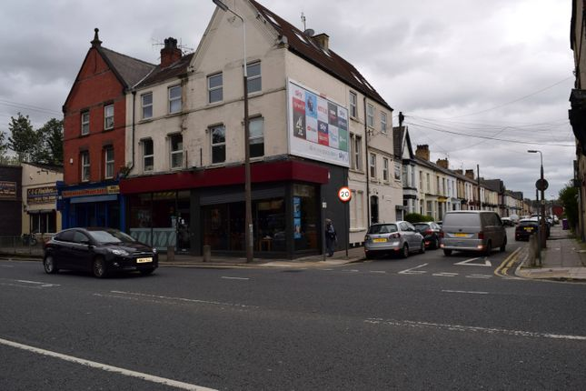 Thumbnail Restaurant/cafe for sale in Smithdown Road, Liverpool
