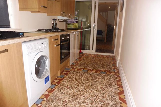 Thumbnail Maisonette to rent in Derry Avenue, Plymouth