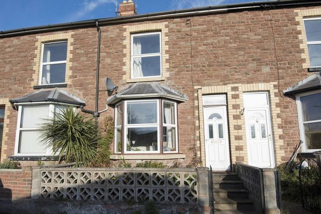 Thumbnail Terraced house for sale in Homs Road, Ross-On-Wye