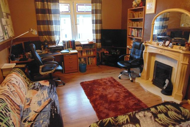 Living Room of Silverburn Crescent, Newarthill, Motherwell ML1
