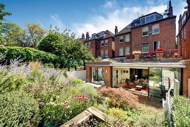 Thumbnail Maisonette for sale in Wedderburn Road, Hampstead