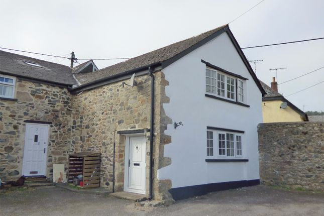 Thumbnail End terrace house for sale in Sticklepath, Okehampton