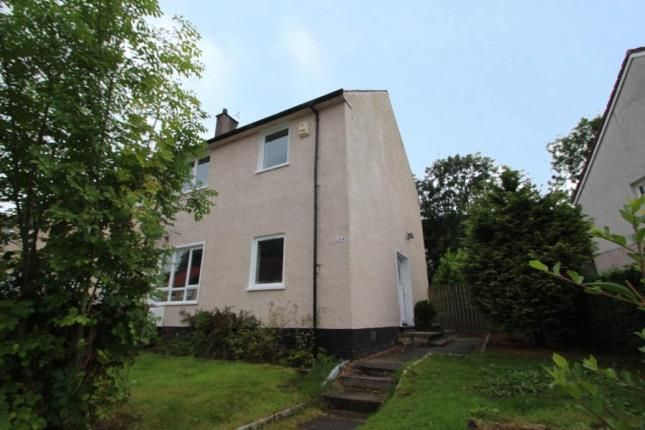Thumbnail End terrace house for sale in Leithland Road, Glasgow