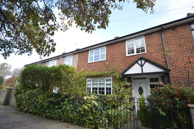 Thumbnail Terraced house for sale in Godstow Road, London