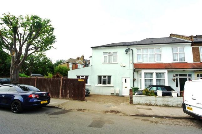 Thumbnail Flat to rent in Chudleigh Road, London