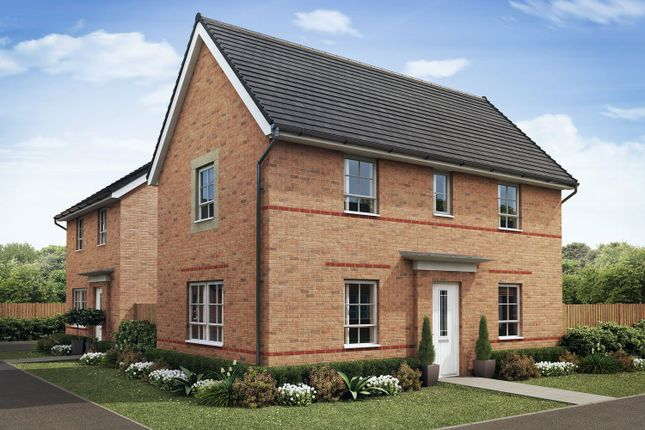 """3 bedroom semi-detached house for sale in """"Moresby"""" at Neath Road, Tonna, Neath"""