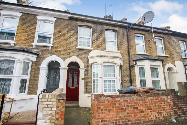 Thumbnail Terraced house for sale in Hall Road, Stratford, London