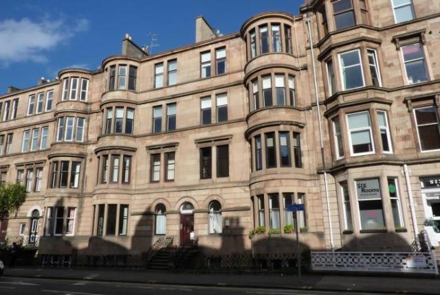 Thumbnail Flat to rent in Highburgh Road, Glasgow