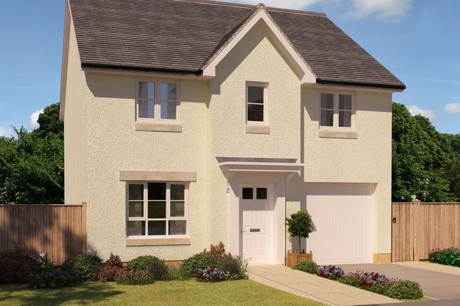 """Thumbnail Detached house for sale in """"Fenton"""" at Corseduick Road, Newmachar, Aberdeen"""