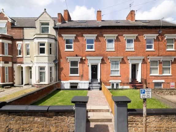 Thumbnail Terraced house for sale in Newstead Grove, Arboretum, Nottinghamshire