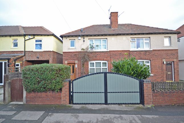 Thumbnail Semi-detached house to rent in Darnley Avenue, Wakefield