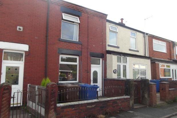 Thumbnail Flat to rent in Withington Lane, Aspull, Wigan