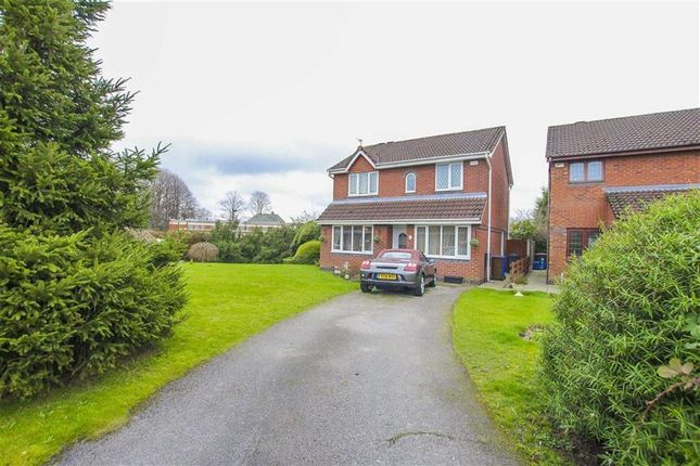 Thumbnail Detached house for sale in Kinsley Drive, Worsley, Manchester