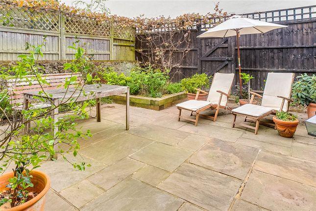 Garden of Kingston Road, Teddington, Middlesex TW11
