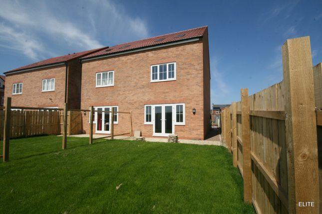 Thumbnail Town house for sale in Chelford Close, Hartlepool