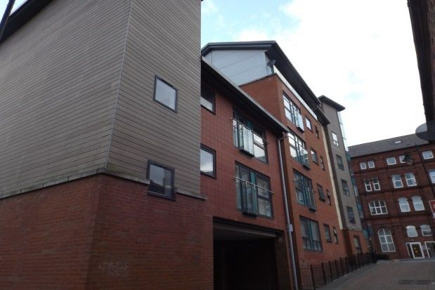 Thumbnail Flat to rent in Little Station Street, Walsall Town Centre