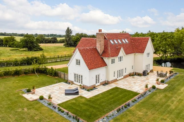 Thumbnail Detached house for sale in New House Lane, Ashdon, Saffron Walden