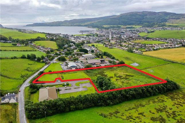 Thumbnail Land for sale in Land, Snipefield Business Park, Campbeltown, Argyll And The Islands