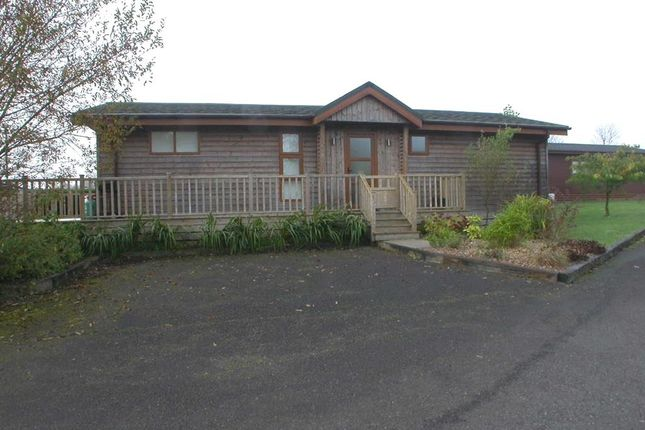 Thumbnail Lodge for sale in Louis Way, Dunkeswell, Honiton