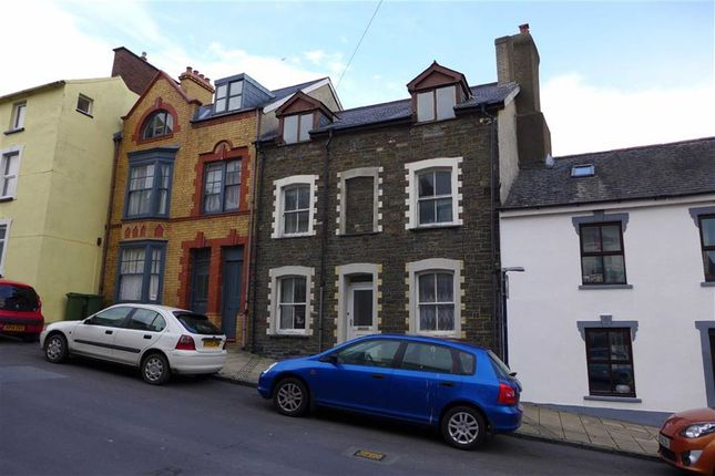 Thumbnail Terraced house for sale in High Street, Aberystwyth, Ceredigion