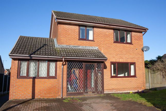 Thumbnail Detached house for sale in St. Austell Place, Carnforth
