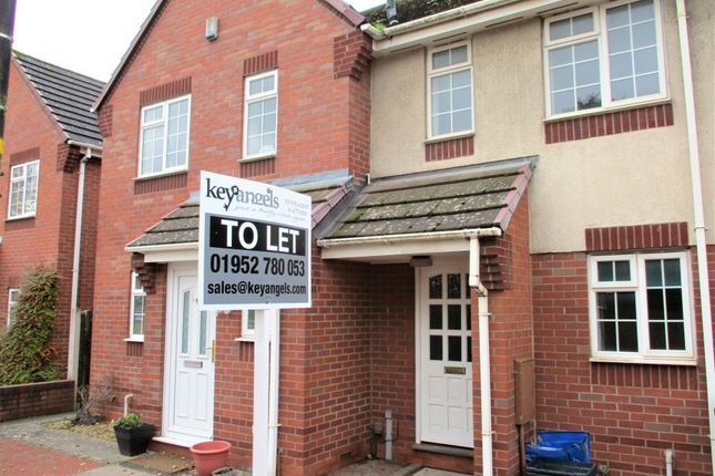 Thumbnail Terraced house to rent in Park Street, Shifnal