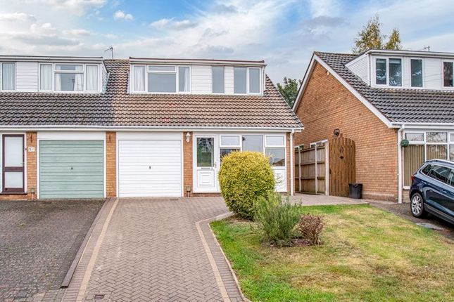 3 bed semi-detached house for sale in Staple Flat, Lickey End, Bromsgrove B60