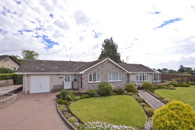 Thumbnail Detached bungalow for sale in The Willows, 9 Woodlands Park, Foulden