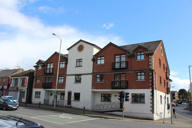 Thumbnail Flat for sale in Normandy Court, Dundonald, Belfast