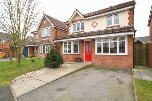 Thumbnail Detached house for sale in Orchid Way, New Bold, St Helens