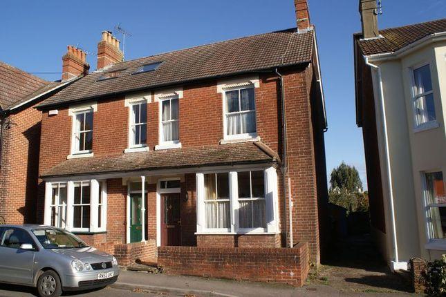 Thumbnail Semi-detached house to rent in Park Close Road, Alton