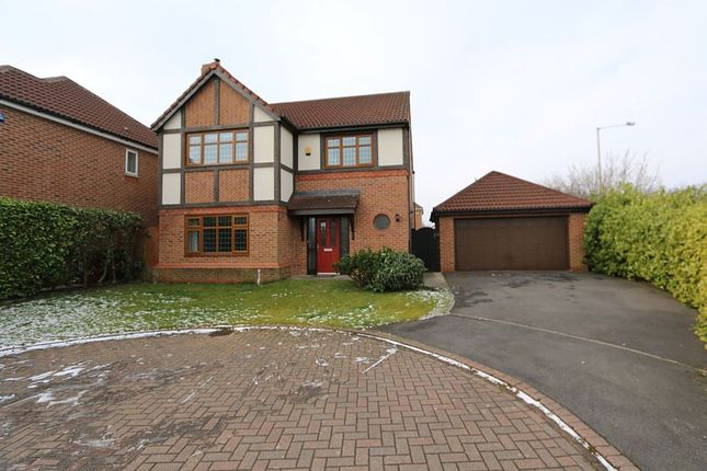 Thumbnail Detached house to rent in Cromwell Way, Penwortham, Preston, Lancashire