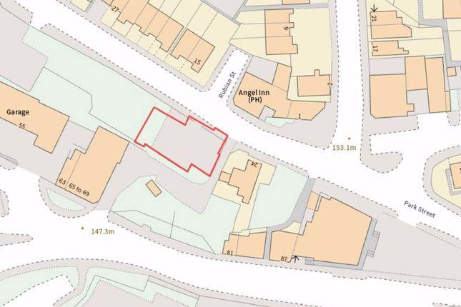 Thumbnail Land for sale in Park Street, Fenton, Stoke-On-Trent