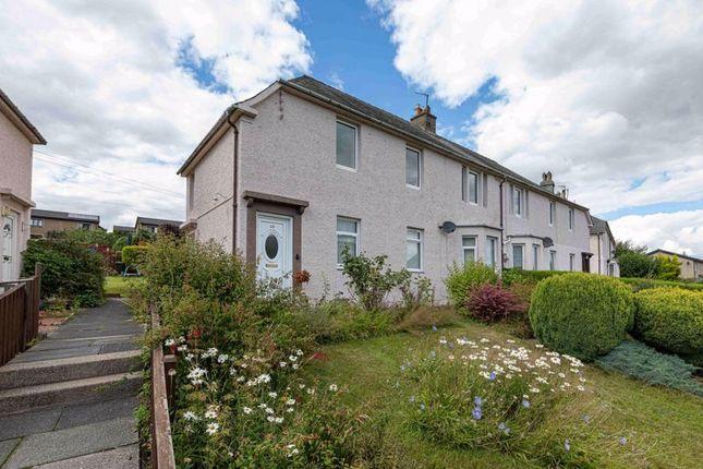Thumbnail Flat for sale in Eildon Crescent, Melrose