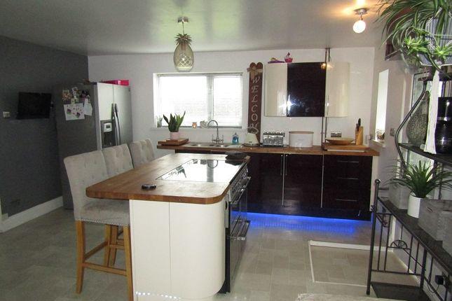 3 bed semi-detached house for sale in Gyfre Gardens, Abergwili, Carmarthen, Carmarthenshire. SA31