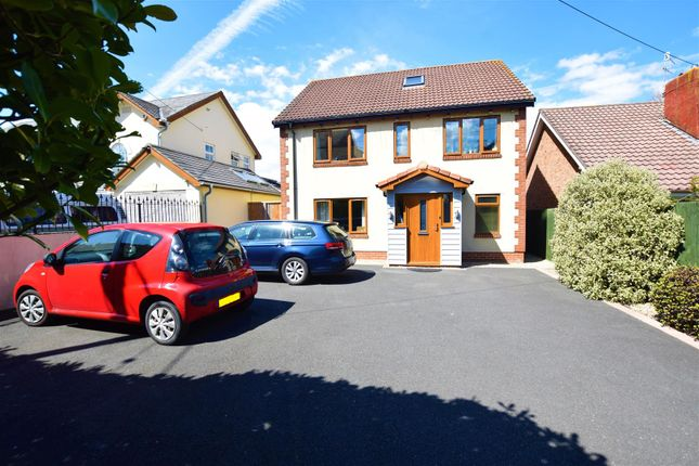Thumbnail Detached house for sale in The Orchards, Cross Lanes, Pill, Bristol