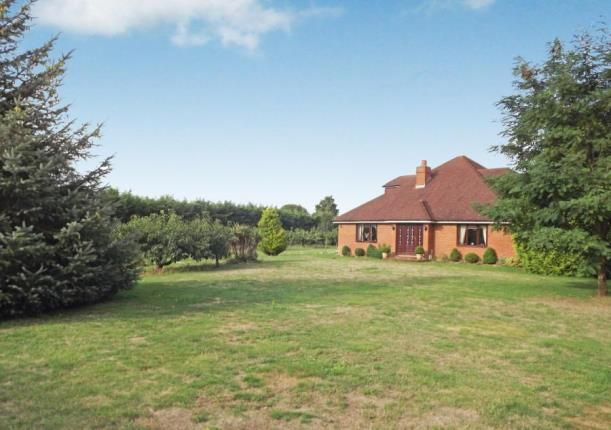 Thumbnail Bungalow for sale in Old House Lane, Hartlip, Sittingbourne, Kent